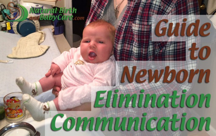 Guide to Newborn Elimination Communcation