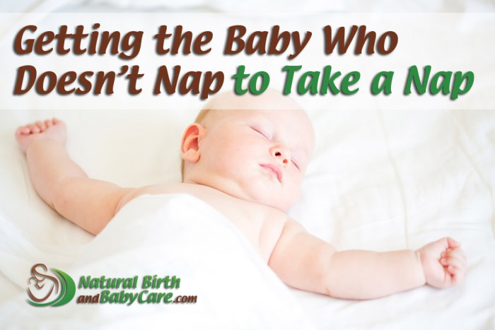 Getting Baby to Nap
