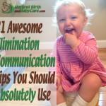 21 Awesome Elimination Communication Tips