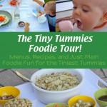 The Tiny Tummies Foodie Tour