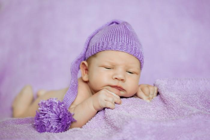 Pretty in Purple Baby