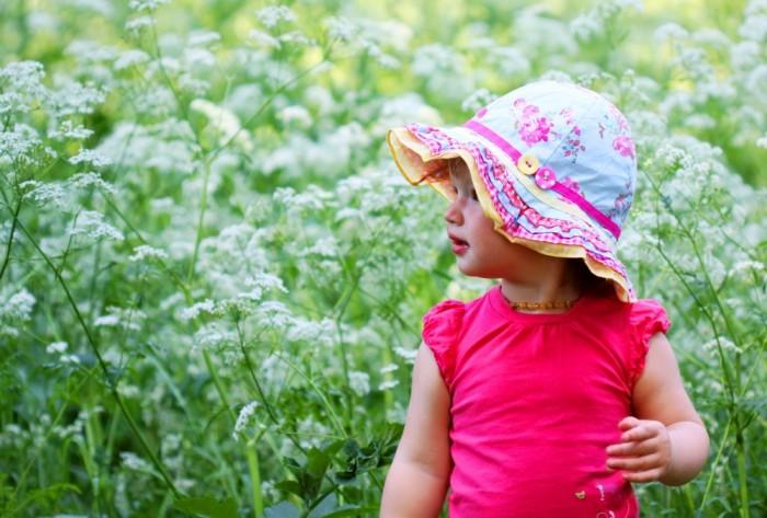 Summer Hat Baby
